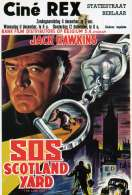 Affiche du film Sos Scotland Yard