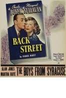 Affiche du film Back Street