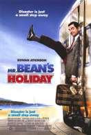 Affiche du film Les Vacances de Mr. Bean