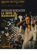 Affiche du film Brigade mondaine : la secte de Marrakech