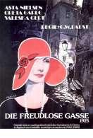 Affiche du film La rue sans joie