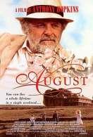 Affiche du film August