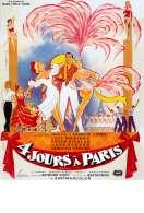 Affiche du film Quatre Jours a Paris
