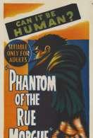 Affiche du film Le Fantome de la Rue Morgue