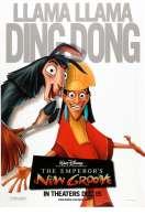 Affiche du film Kuzco, l'empereur m�galo