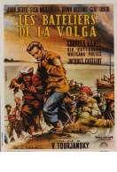 Affiche du film Les Bateliers de la Volga