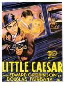 Affiche du film Little Caesar