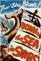 Affiche du film Les Marins de l'orgueilleux