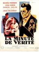Affiche du film La minute de v�rit�
