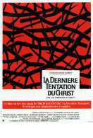 Affiche du film La derni�re tentation du Christ