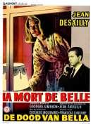 Affiche du film La mort de Belle