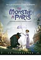 Affiche du film Un monstre � Paris