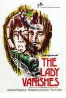 Affiche du film Une femme disparait