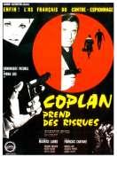 Affiche du film Coplan Prend des Risques