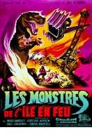 Les Monstres de l'ile en Feu, le film