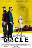 Affiche du film Agents tr�s sp�ciaux - Code U.N.C.L.E