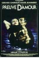 Affiche du film Preuve d'amour