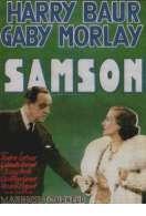 Affiche du film Samson