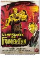Affiche du film L'empreinte de Frankenstein