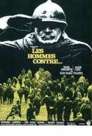 Affiche du film Les hommes contre