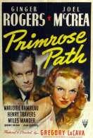 Affiche du film Primrose path