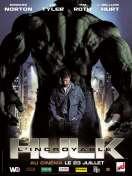 Affiche du film L'Incroyable Hulk