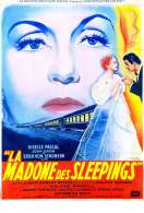 Affiche du film La Madone des Sleepings