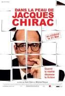 Affiche du film Dans la peau de Jacques Chirac