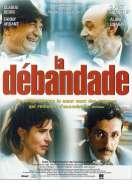 Affiche du film La d�bandade