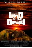 Affiche du film Land Of The Dead - Le Territoire Des Morts