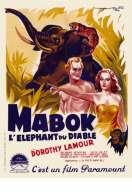Affiche du film Mabok l'elephant du Diable