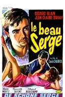 Affiche du film Le beau Serge