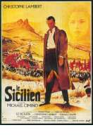 Affiche du film Le Sicilien