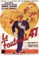 Le Fauteuil 47, le film