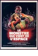 Le monstre qui vient de l'espace, le film