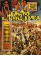 Affiche du film Le myst�re du temple hindou