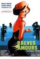 Affiche du film Breves Amours