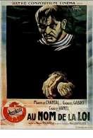 Affiche du film Au Nom de la Loi