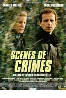 Affiche du film Sc�nes de crimes