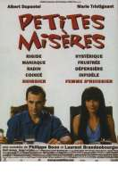 Affiche du film Petites mis�res