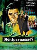 Affiche du film Montparnasse 19