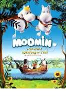 Affiche du film Moomin et la folle aventure de l'�t�