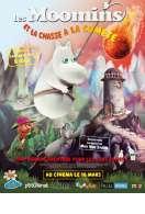 Les Moomins et la chasse à la comète, le film