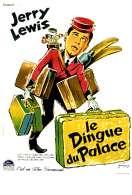 Affiche du film Le Dingue du Palace