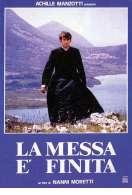 Affiche du film La messe est finie