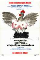 Une Poule Un Train et Quelques Monstr, le film