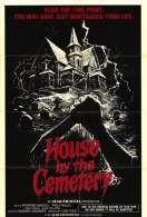 Affiche du film La maison pr�s du cimeti�re