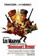 Affiche du film L'odyssee d'un Sergent