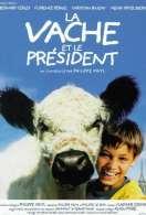 Affiche du film La vache et le pr�sident