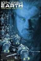 Affiche du film Battlefield earth, terre champ de bataille